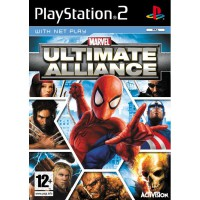 Marvel: Ultimate Alliance - PS2