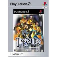 TimeSplitters (Platinum) - PS2
