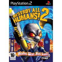 Destroy All Humans! 2 - PS2