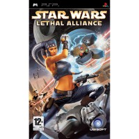 Star Wars: Lethal Alliance - PSP
