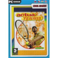 Actua Tennis (Cool) - PC