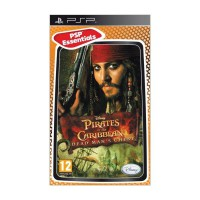 Pirates of the Caribbean: Dead Mans Chest - PSP