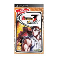 Street Fighter Alpha 3: Max - PSP