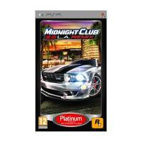 Midnight Club: L.A. Remix - PSP