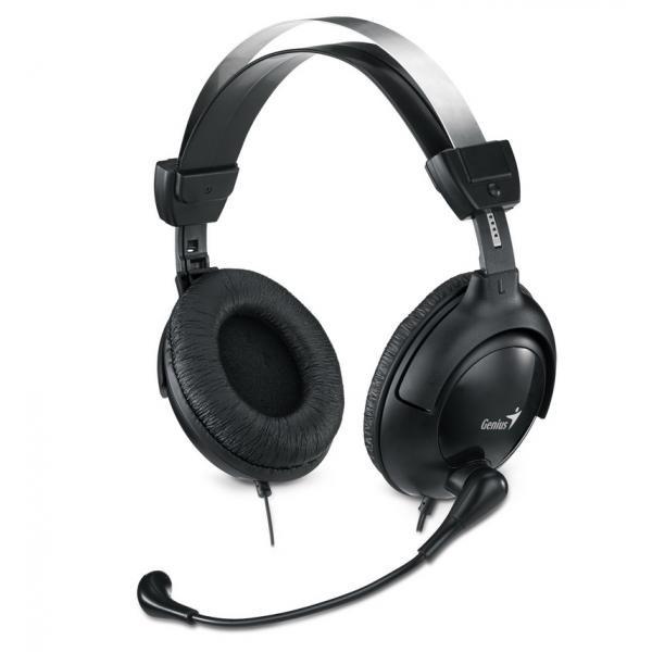 Genius HS-505X Gaming fejhallgató 685c763759