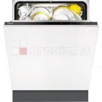 Zanussi teljesen beépíthető mosogatógép ZDT12011FA
