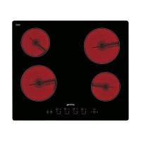 SMEG SE2640TD2 beépíthető kerámia főzőlap