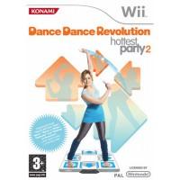 Dance Dance Revolution: Hottest Party 2 - Wii