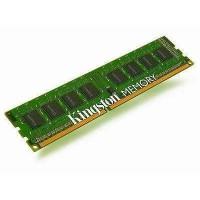 Kingston 4GB 1333MHz CL9 DDR3 szerver memória (KVR13LE9S8/4)