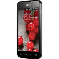 LG Optimus L5 E450 mobiltelefon