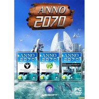 Anno 2070 (DLC Pack 1-3) - PC
