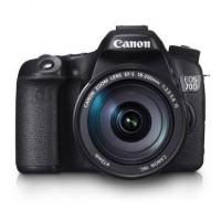 Canon EOS 70D digitális fényképezőgép kit (18-200mm objektívvel)