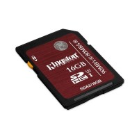 Kingston SDHC 16GB (Class 10) UHS-I U3 Ultimate memóriakártya (SDA3/16GB)