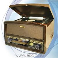 Roadstar HIF-1937 TUMPK Hi-Fi lejátszó