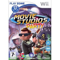 Movie Studios Party - Wii
