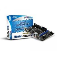 MSI H61M-P31/W8 alaplap