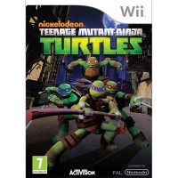 Teenage Mutant Ninja Turtles - Wii