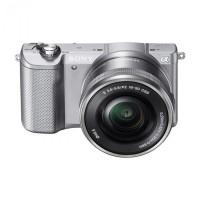 Sony Alpha 5000 fényképezőgép kit (16-50 mm objektívvel)