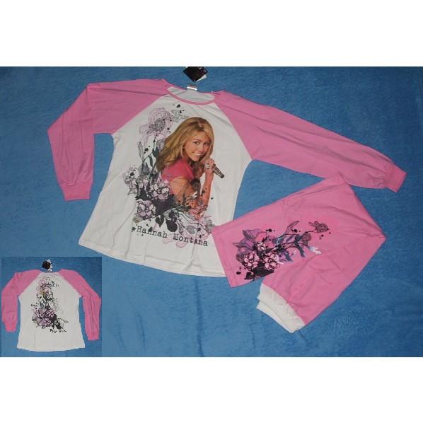 Hannah Montana lány pizsama c7f0286979
