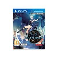 Deception 4: Blood Ties - PS Vita