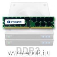 Integral 2GB 667MHz CL5 DDR2 szerver memória