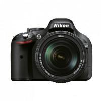 Nikon D5200 fényképezőgép kit (18-140mm objektívvel)