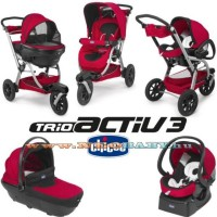 Chicco TRIO ACTIV3  Babakocsi