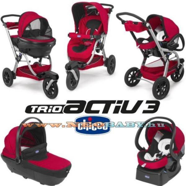 Chicco TRIO ACTIV3 Babakocsi nagyítás · olcso.hu   ... 3df0be29f5