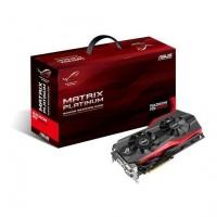 Asus Radeon R9 290X Matrix Platinum 4GB DDR5 videokártya