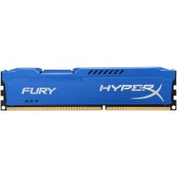 Kingston HyperX Fury 4GB 1333MHz DDR3 CL9 memória (HX313C9F/4)