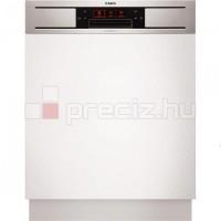 AEG beépíthető mosogatógép  F99705IMOP