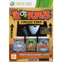 Worms Collection - Xbox 360 játékprogram