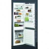 Whirlpool ART 6611/A++ beépíthető, alulfagyasztós hűtőszekrény