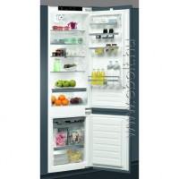Whirlpool ART 9811/A++ SF beépíthető, alulfagyasztós hűtőszekrény