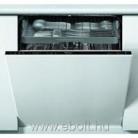 Whirlpool WP 211 FD beépíthető mosogatógép, 13 teríték