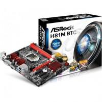 ASRock H81M BTC alaplap