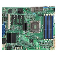 Intel S1400FP4 szerver alaplap