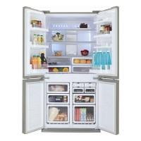 Sharp SJFP 760 VST Négy ajtós hűtőszekrény