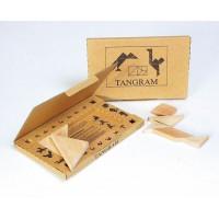 Tangram logikai kirakó