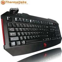 Thermaltake Tt eSports Challenger USB Gaming angol billentyűzet (CHL002US)