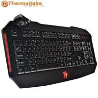 Thermaltake Tt eSports Challenger Pro USB Gaming angol billentyűzet (CHP001US)