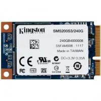 Kingston mS200 240GB SSD merevlemez (SMS200S3/240G)