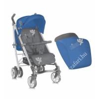 Lorelli S200 sportbabakocsi lábzsákkal Blue&gray kids