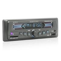 M.N.C MP3-as autórádió USB/SD/MMC kártyaolvasóval szürke (39710GY)