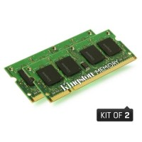 Kingston Apple 4GB (2x2GB) DDR2 800 (KTA-MB800K2/4G) notebook memória