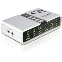 Delock Sound box 7.1 USB hangkártya