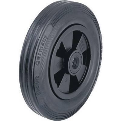 854c726bd5ab Blickle 20743 Kerék tömör gumi abronccsal és műanyag felnivel, Ø: 160 mm,  kivitel: levegőnyomású köpenyek