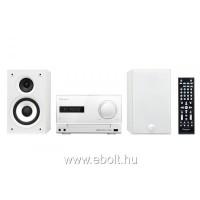 Pioneer X-CM52BT-K mikro hifi iPod/iPhone dokkolóval