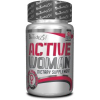 BioTech ACTIVE Woman 60 tabs 60 tabletta