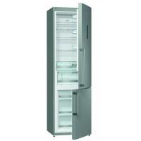 Gorenje NRK6202TX alulfagyasztós hűtőszekrény